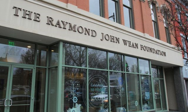 Raymond John Wean Foundation 04022020