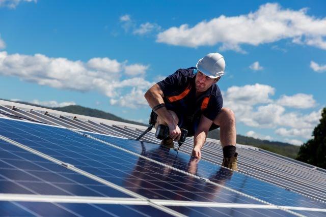 Solar panels 04142020