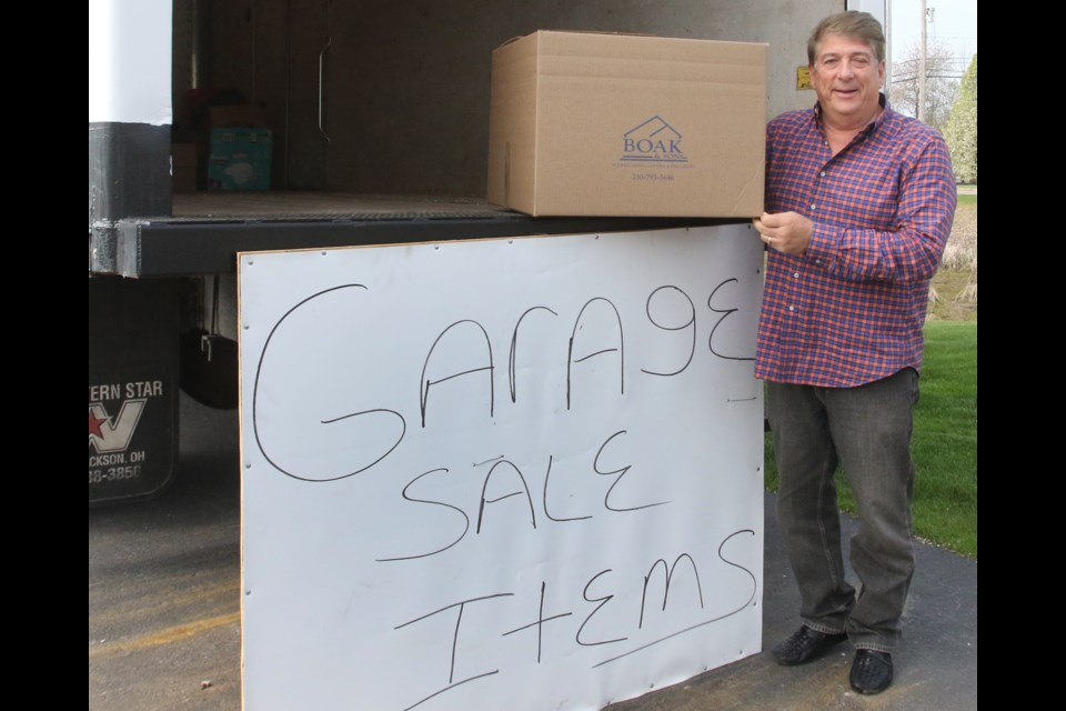 Boak & Sons, Inc., has partnered with Canfield Rotary Club to hold the upcoming Free Community Garage Sale Giveaway (supplied photo)