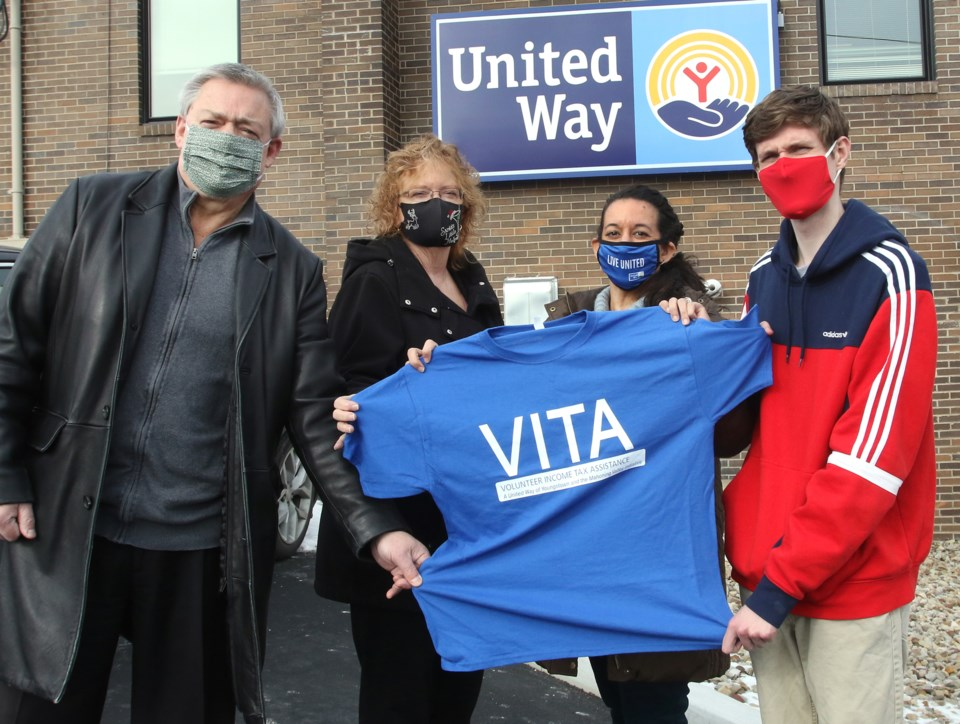 Mahoning Matters Spotlight Image_United Way_Feb 2021_UW VITA