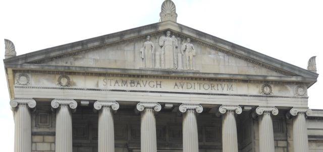 Stambaugh Auditorium 12092019