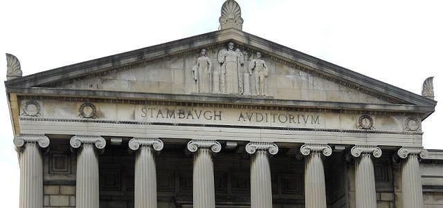 Stambaugh AuditoriumNEW