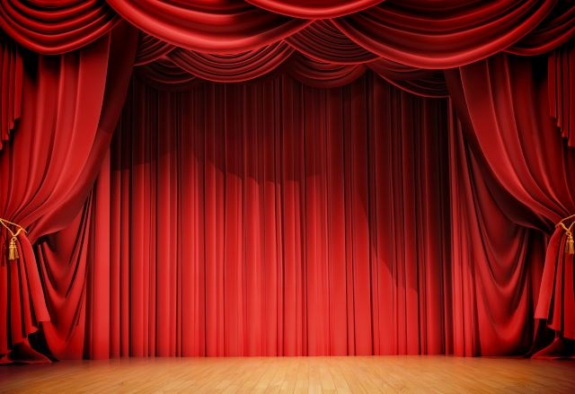 Theater curtains 11072019