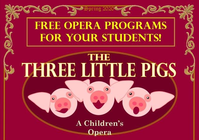 Three Little Pigs 01282020