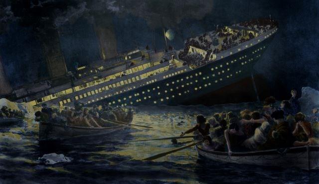 Titanic 10312019