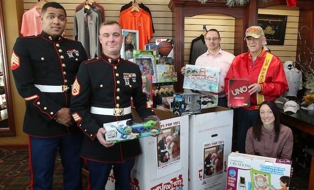 Toys For Tots 12312019