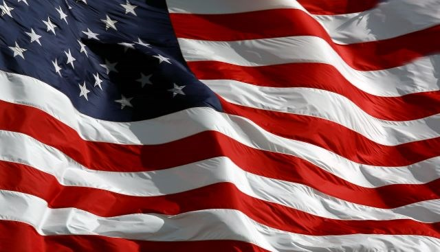 U.S. Flag 11072019