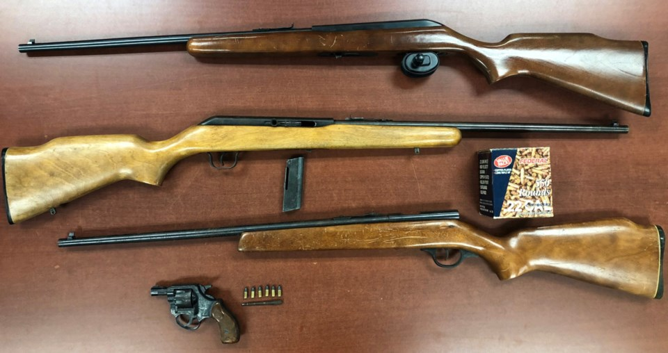 CSCU Seized Firearms (2)