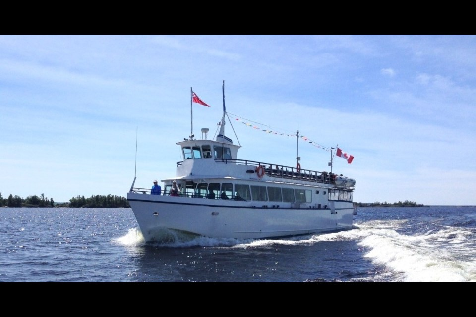 The Miss Midland is becoming the Tobermory Legacy.