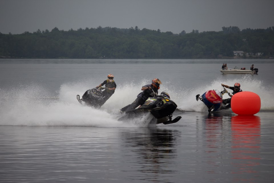 The WaterCross Event started in 2014 at Little Lake Park in Midland. (Submitted)