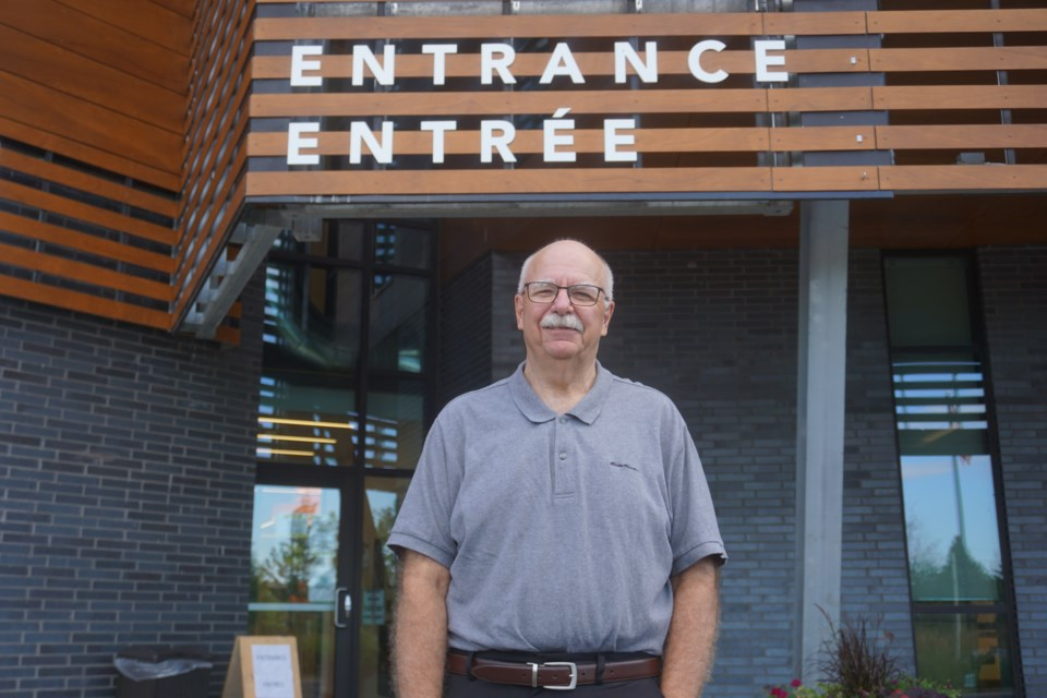 Former Tay Township Mayor Scott Warnock is one of the first 10 local residents to be recognized through the project. AndrewPhilips/MidlandToday file photo