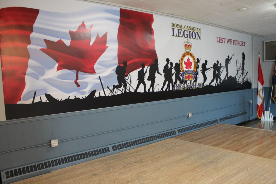 Stunning new mural made by Tony Grant now on display.