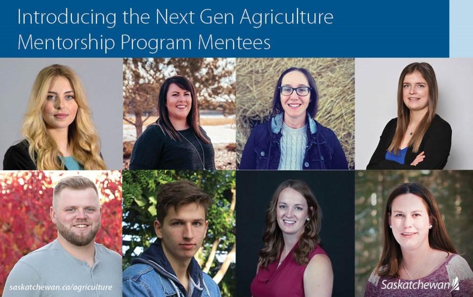 Next Gen ag 2021 mentorship