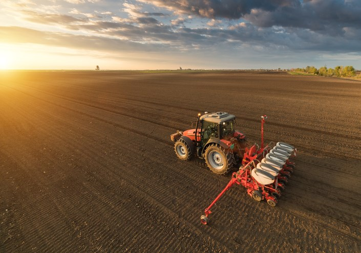 spring seeding getty images