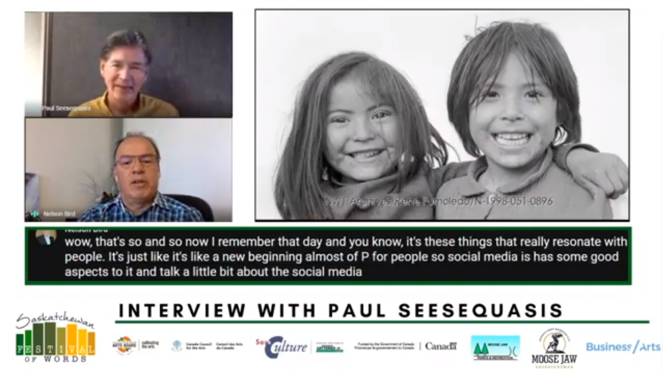 interview paul seesequasis