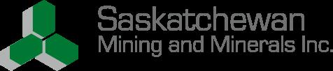 Sask mining and minerals logo