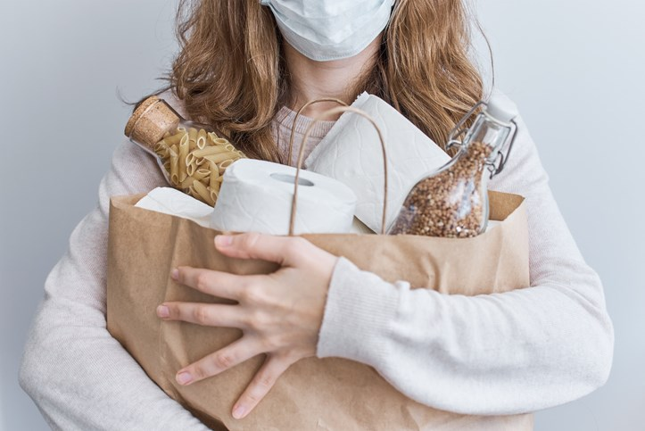 pandemic shopping getty images