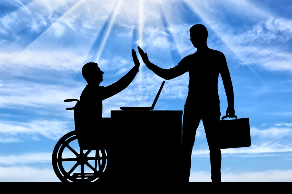shutterstock disability employment awareness