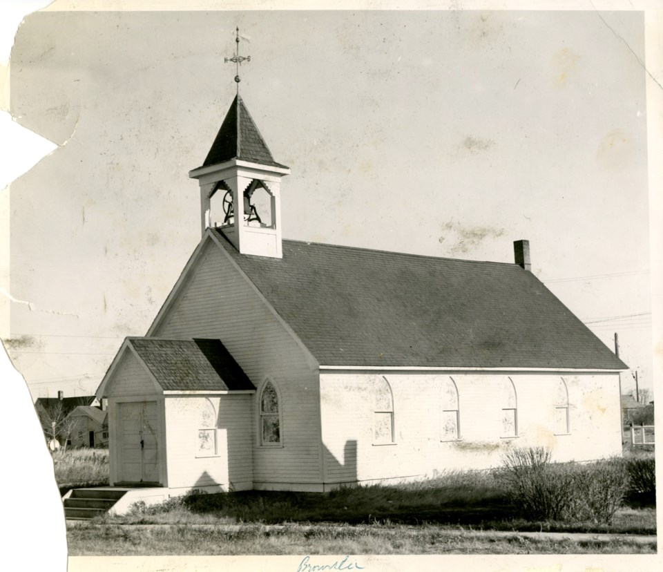 Brownlee church archives