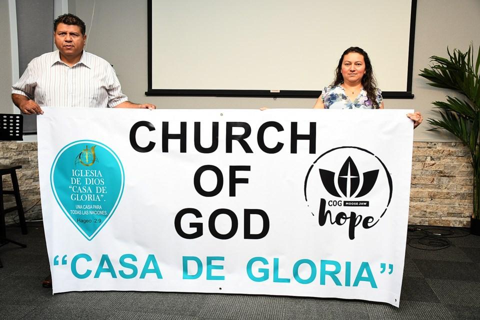 Church of God Spanish church plant