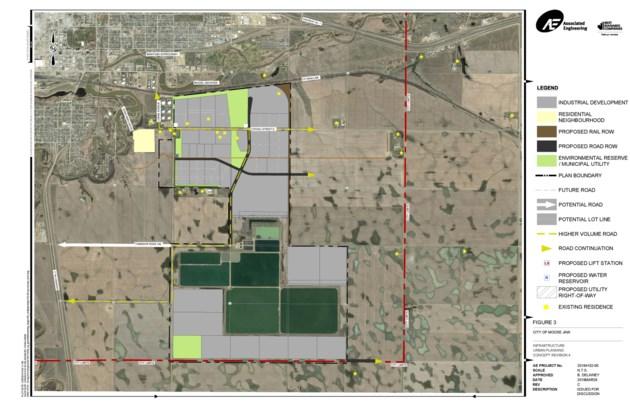 2019-04-17 SE-Industrial-Concept-Plan map