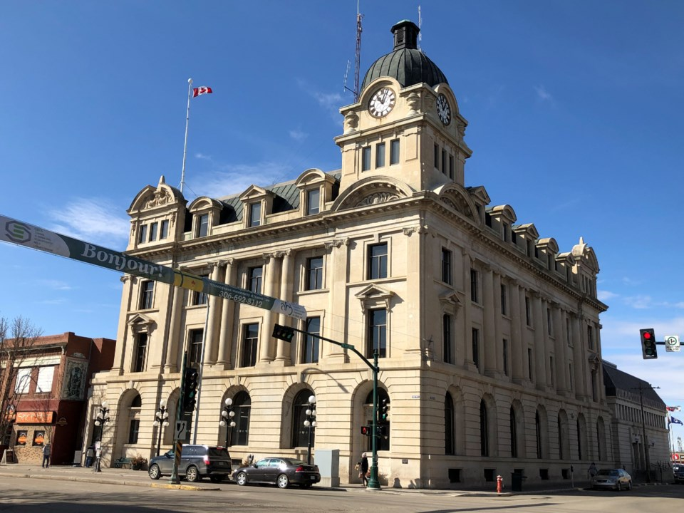 City hall building stock 2