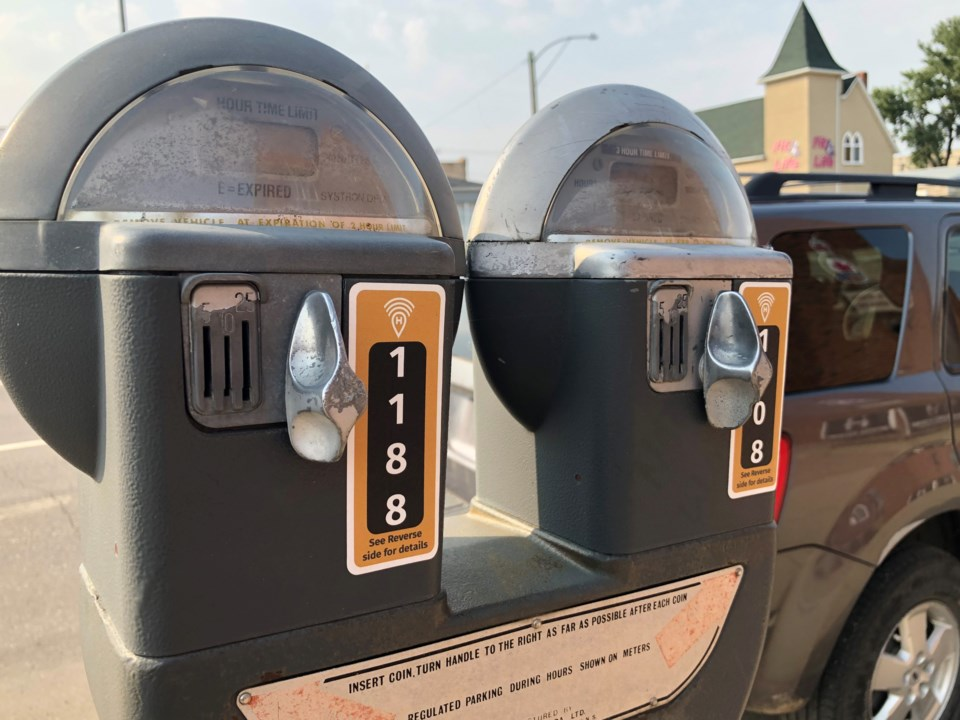New parking app