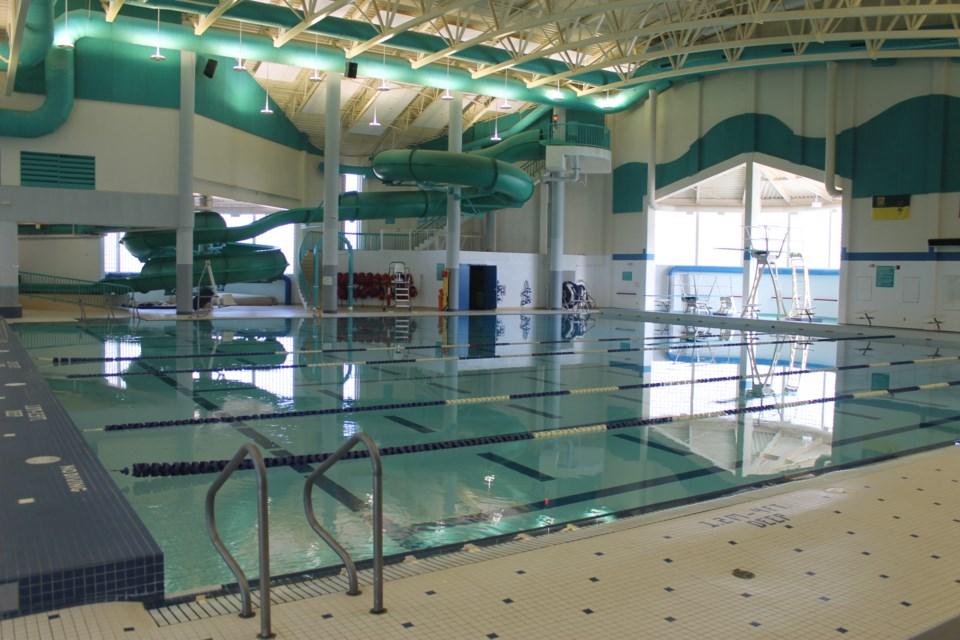 kinsmen swimming pool