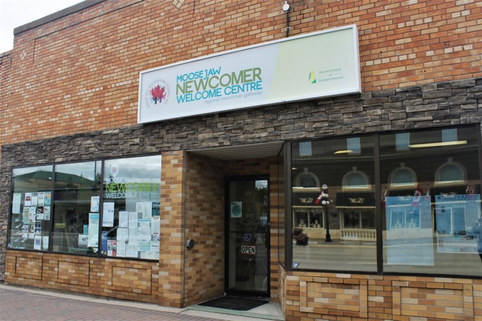 newcomer centre