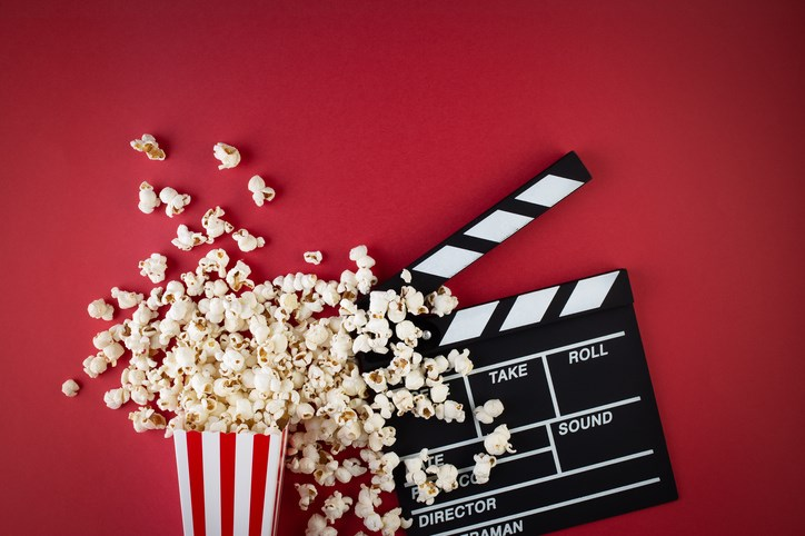 getty images movie night