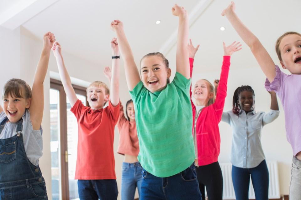 kids drama and dance camp shutterstock