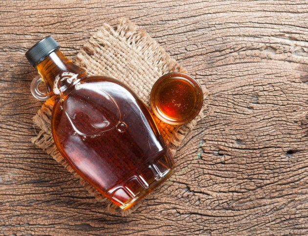 maple syrup shutterstock