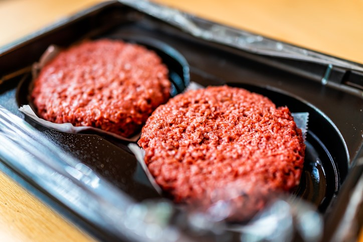 meat in packaging getty images