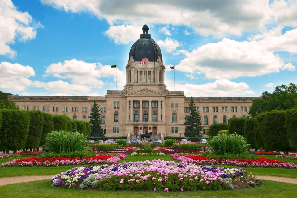 Sask Legislature