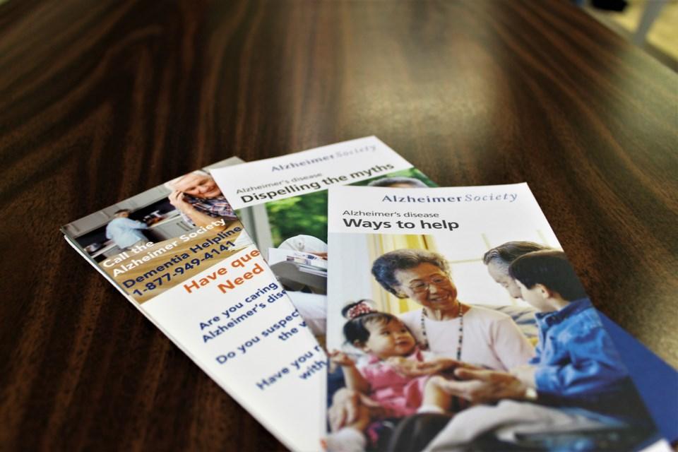 dementia brochures