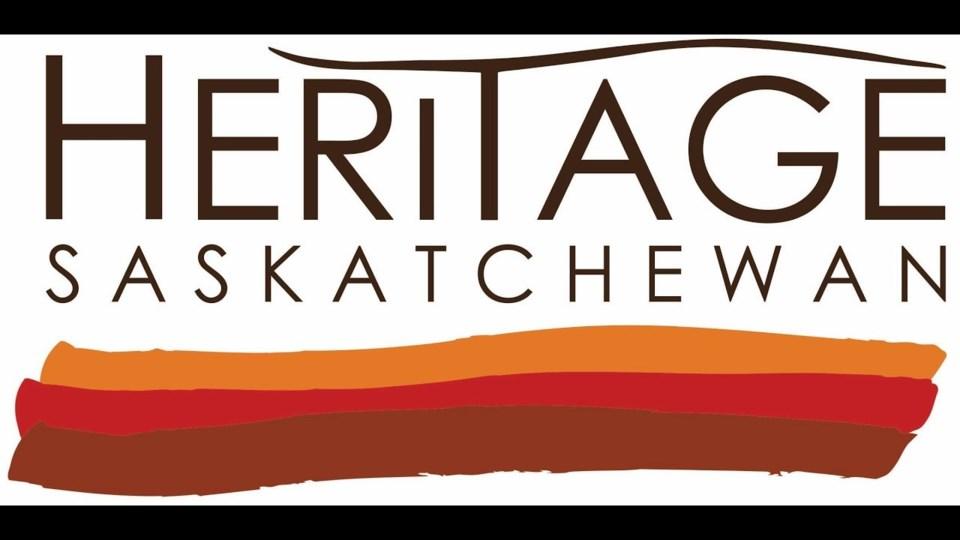 Heritage Sask logo