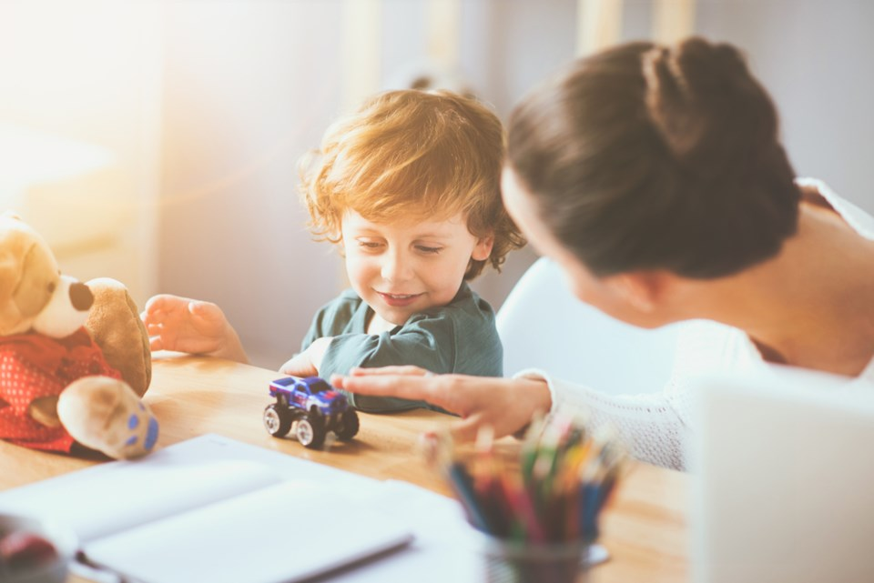 child in care shutterstock