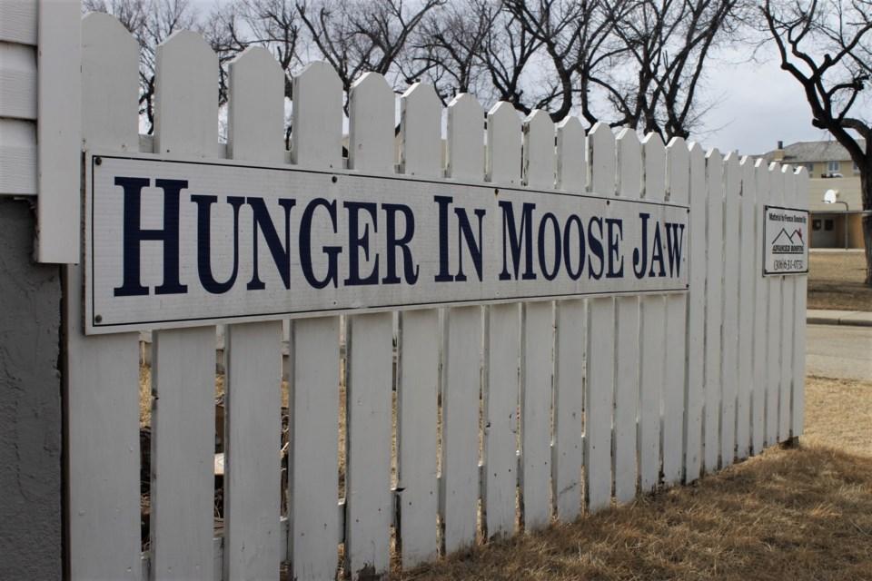 hunger in mj sign