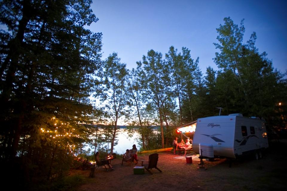 camp reservation