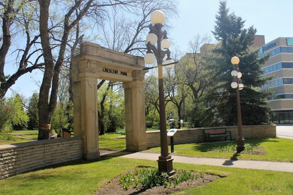 Crescent Park (Photo by Larissa Kurz)