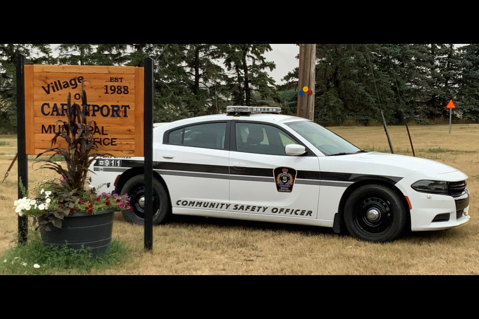 The Village of Caronport has hired a new community safety officer to help with safety and protective services in the village. Photo courtesy Daniel Buck