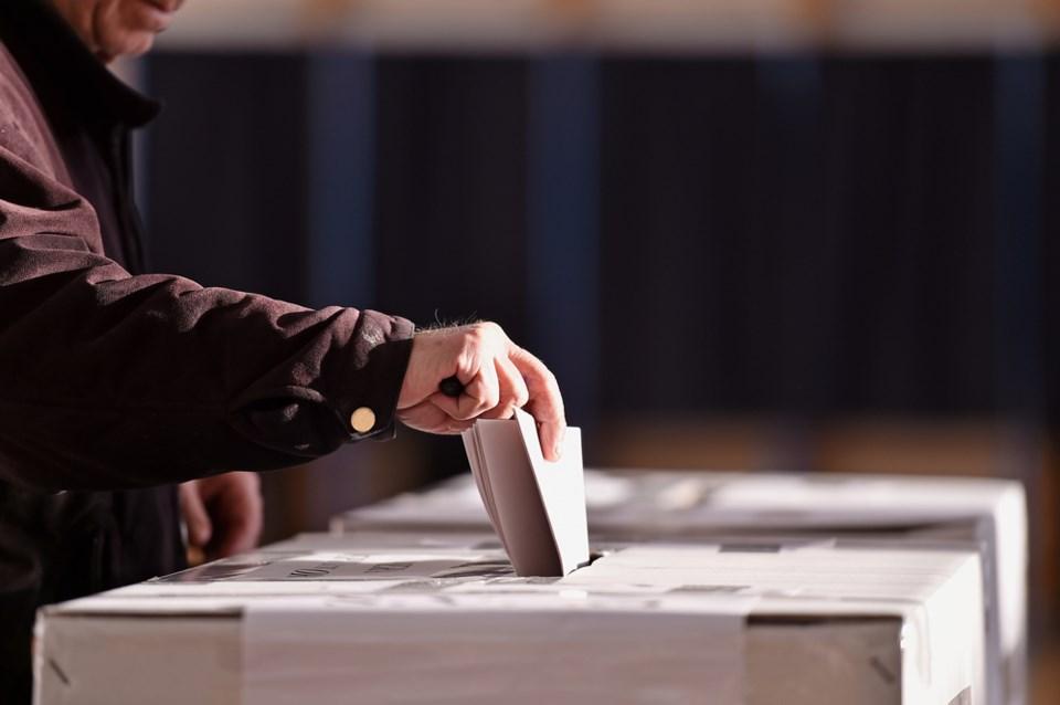 voting at ballot box shutterstock