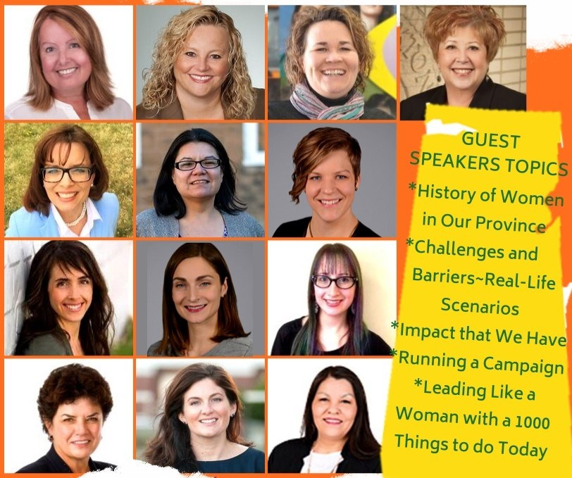 women politics workshop