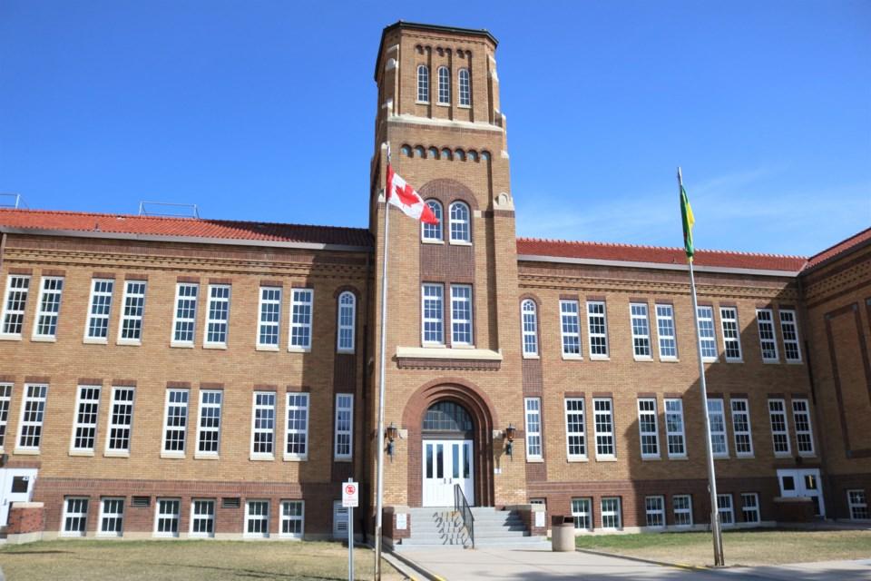 Saskatchewan Polytechnic (Scott Hellings photograph)