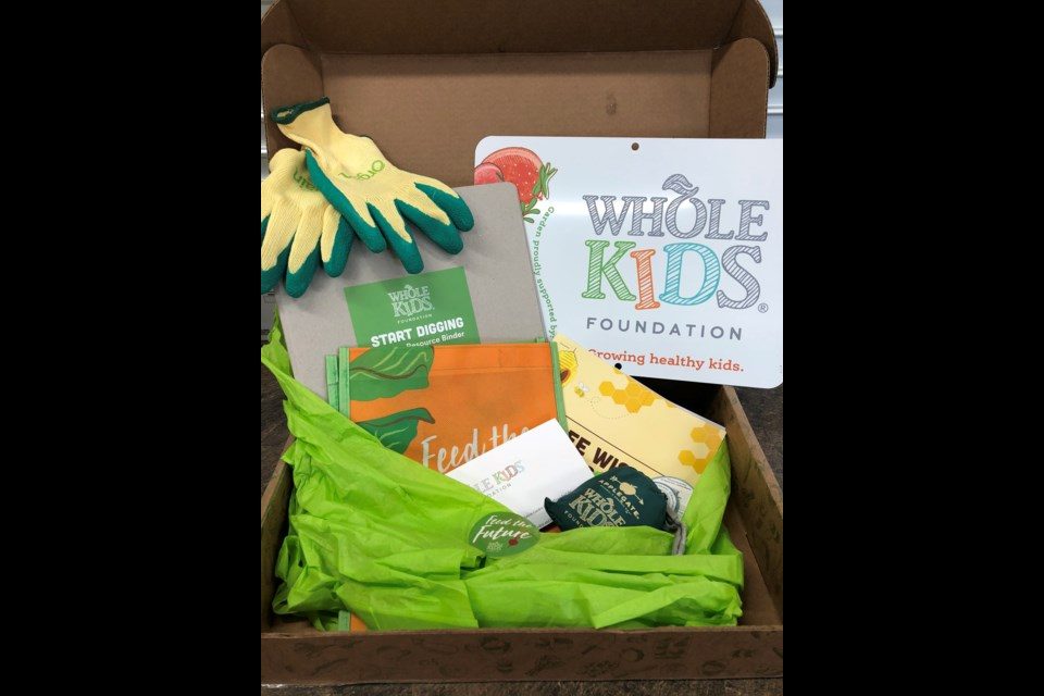 Whole Kids Foundation supports schools and inspires families to improve children's nutrition and wellness. It also helps increase access to and consumption of fresh, nutritious, whole foods. Photo courtesy Phoenix Academy