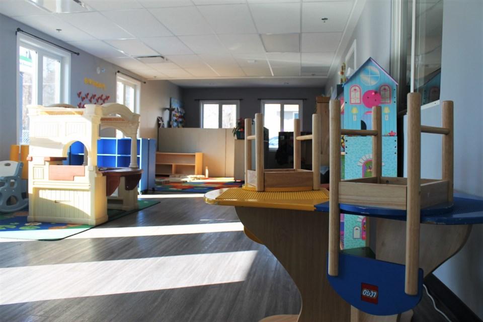 nw daycare empty