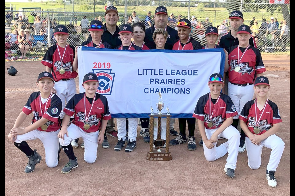 The Moose Jaw All-Stars are back home after their run at the Little League Canadian Championship.