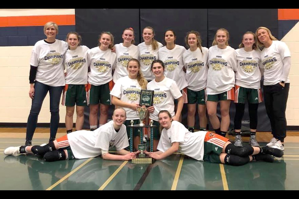 The Peacock Toilers won the Bowlt Classic tournament in Saskatoon over the weekend. Facebook photo.