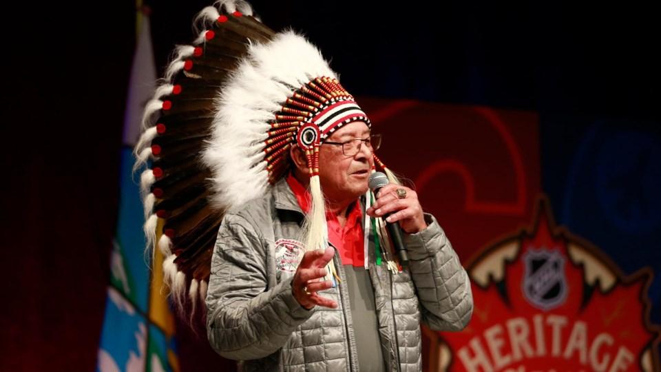 Fred Sasakamoose passes away at 86