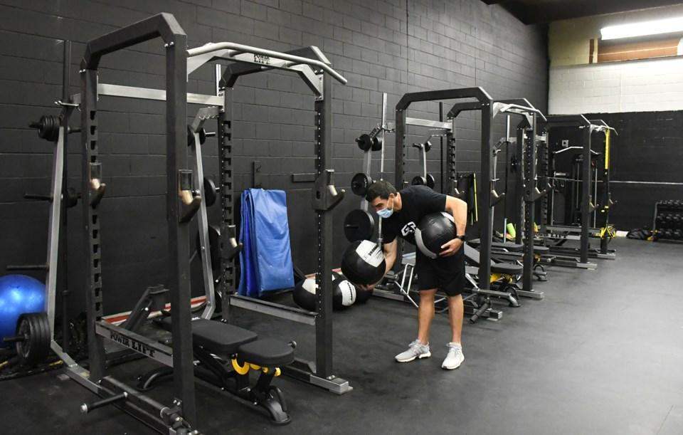 Gottselig Athletic Performance gym